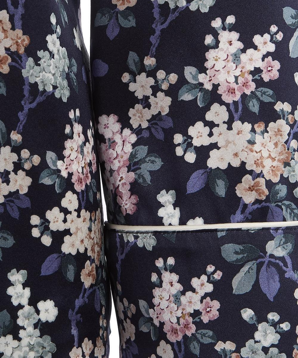 Josephine Long Silk Pyjama Set