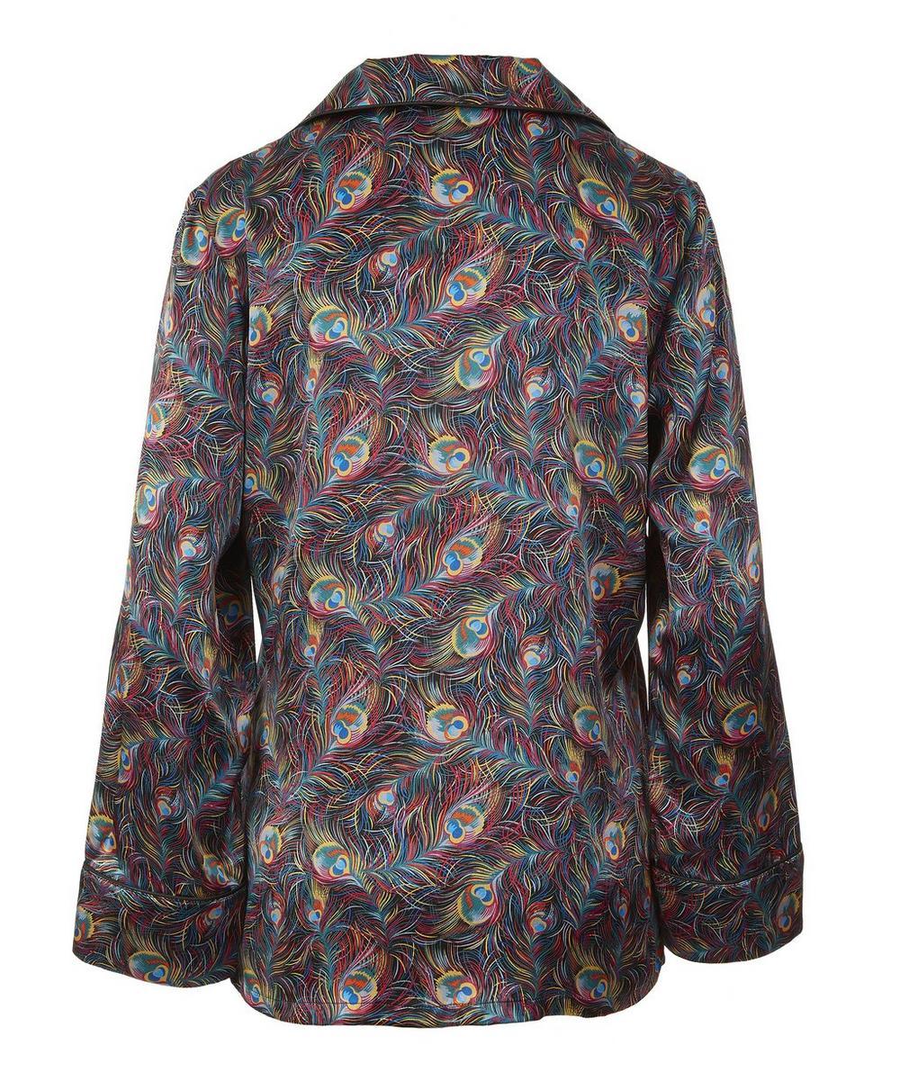 Orion Long Silk Pyjama Set