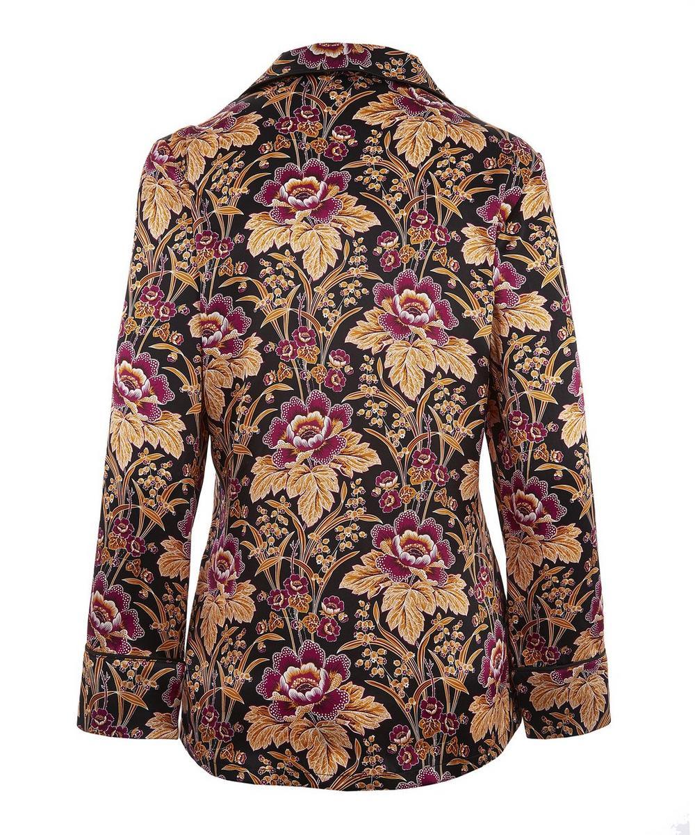 Genevieve Long Silk Pyjama Set