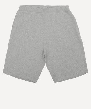 Cotton Loopback Track Shorts