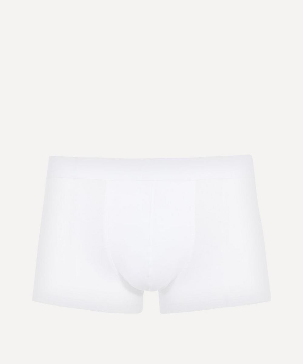 Twin Pack Cotton Stretch Trunks S-Xl