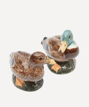 Mallard Salt and Pepper Shakers