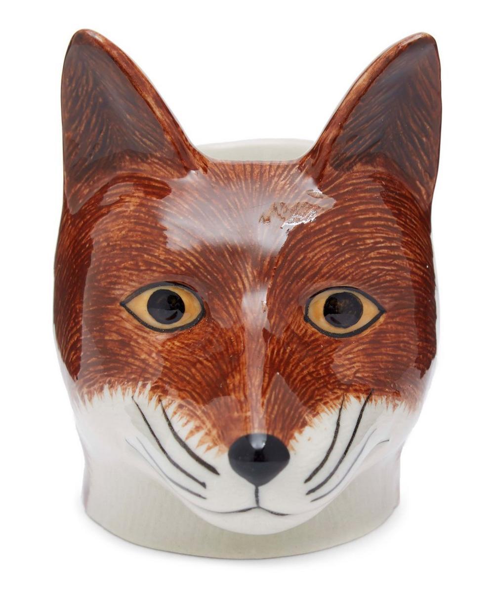 Fox Face Egg Cup