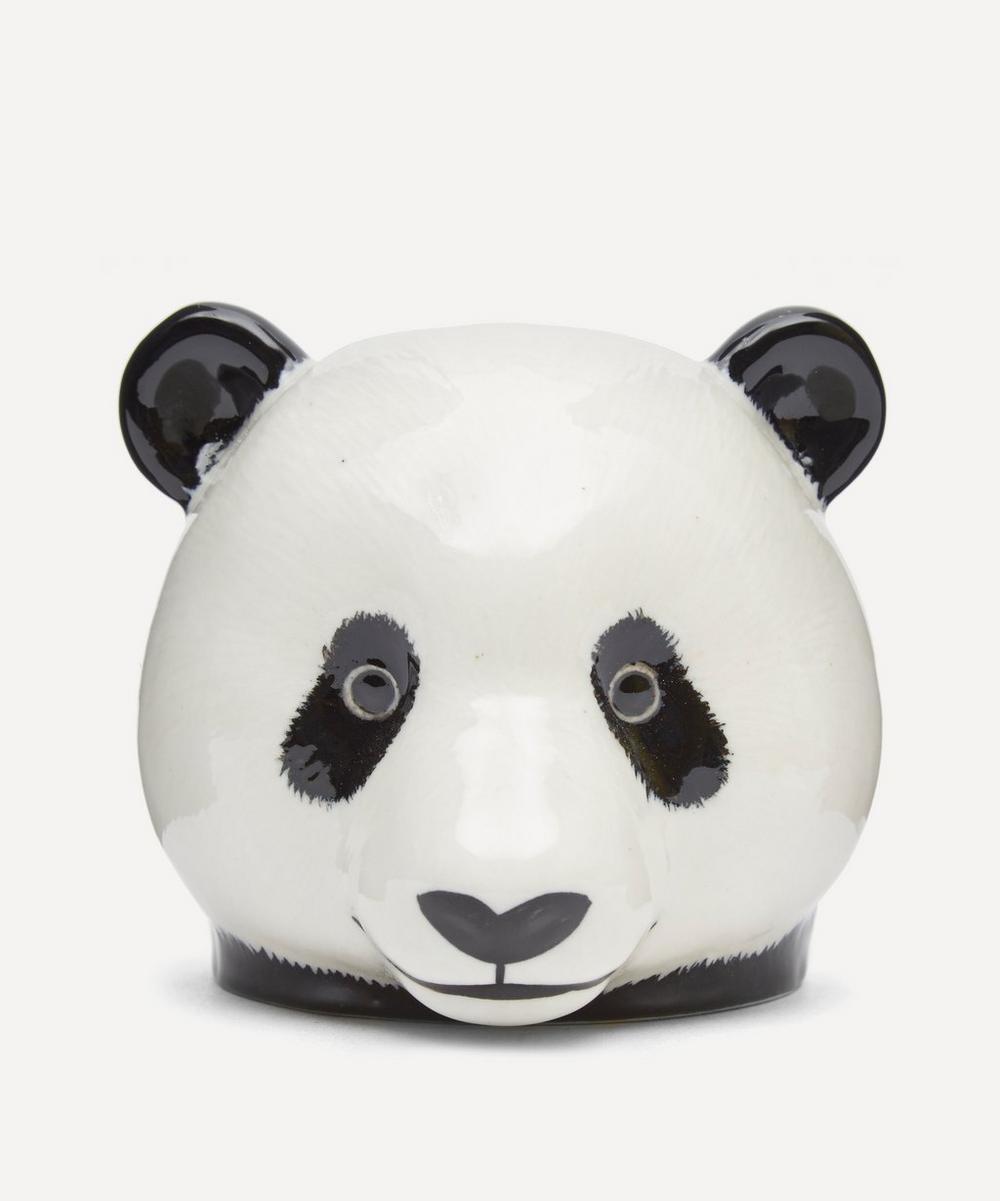 Quail - Panda Face Egg Cup