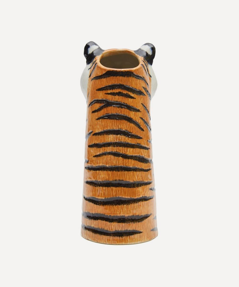 Large Tiger Vase