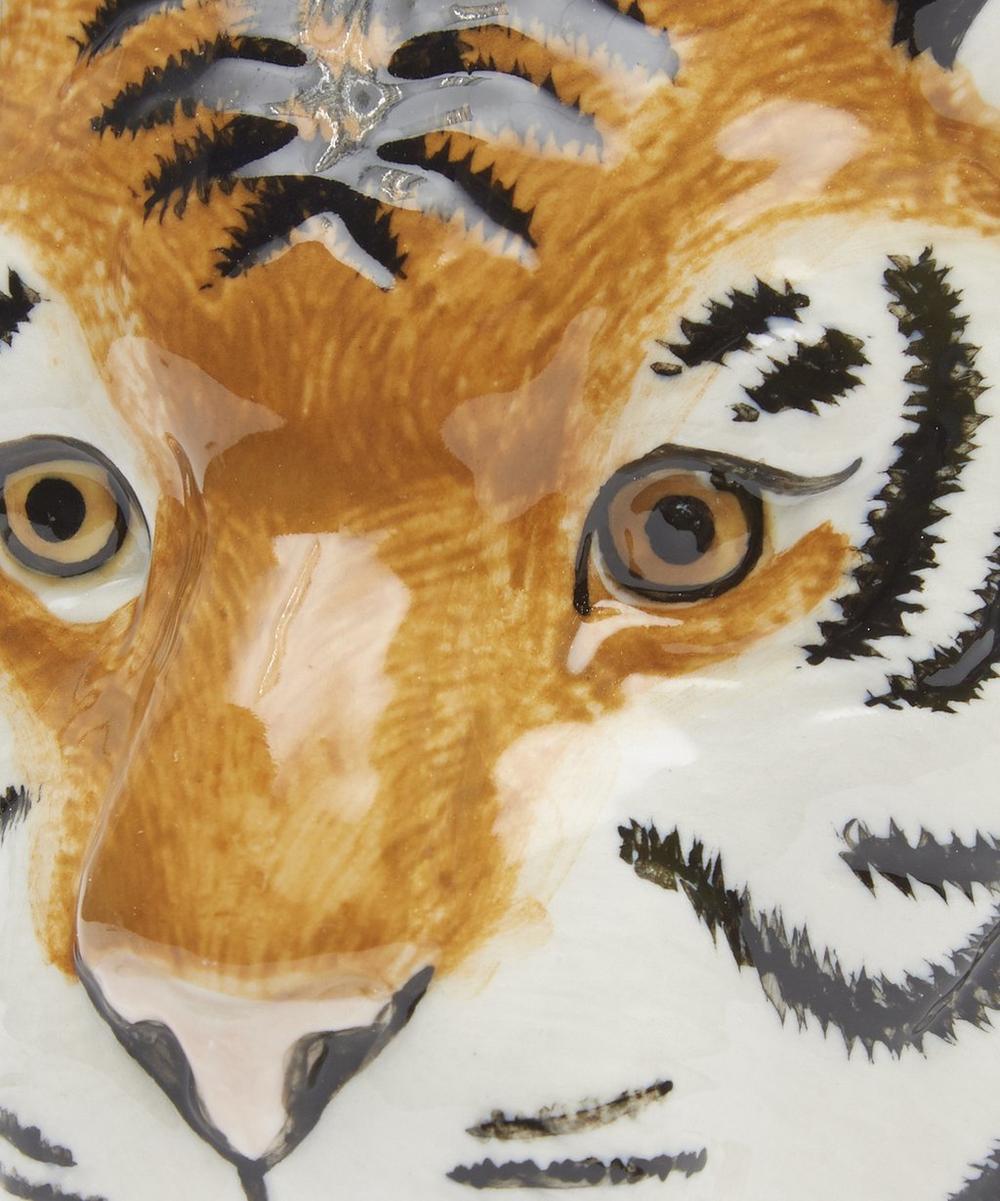 Tiger Pencil Pot