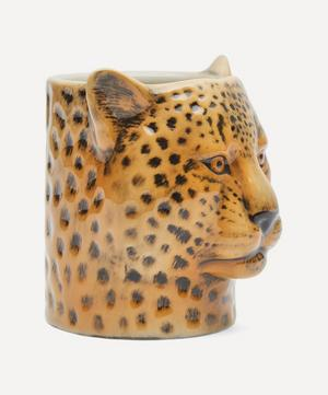 Leopard Pencil Pot