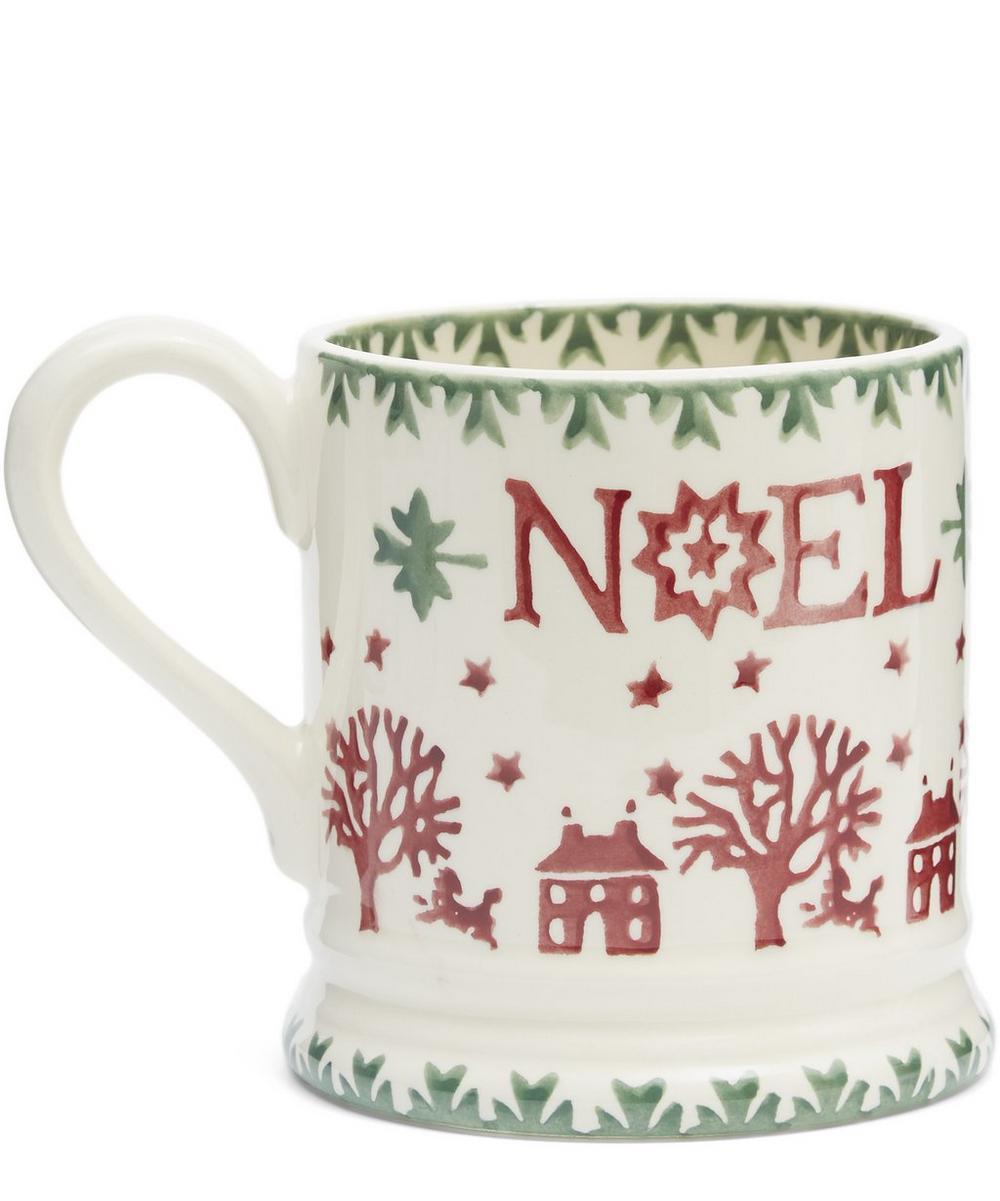 Christmas Joy Half Pint Mug