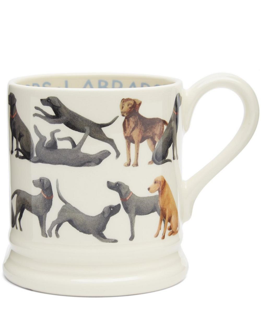 All Over Labrador Half-Pint Mug