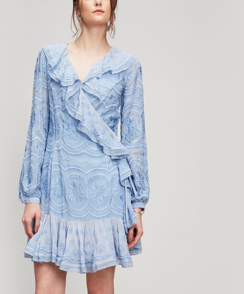 Needle & Thread ANGLAIS GEORGETTE DRESS