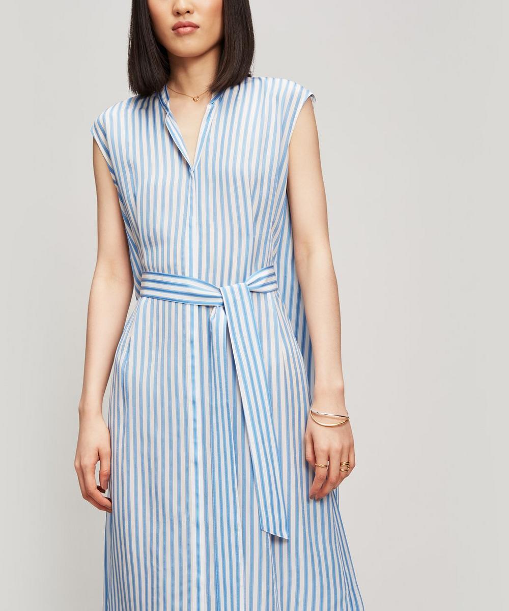 Tomorrowland BELTED SHIRT-DRESS