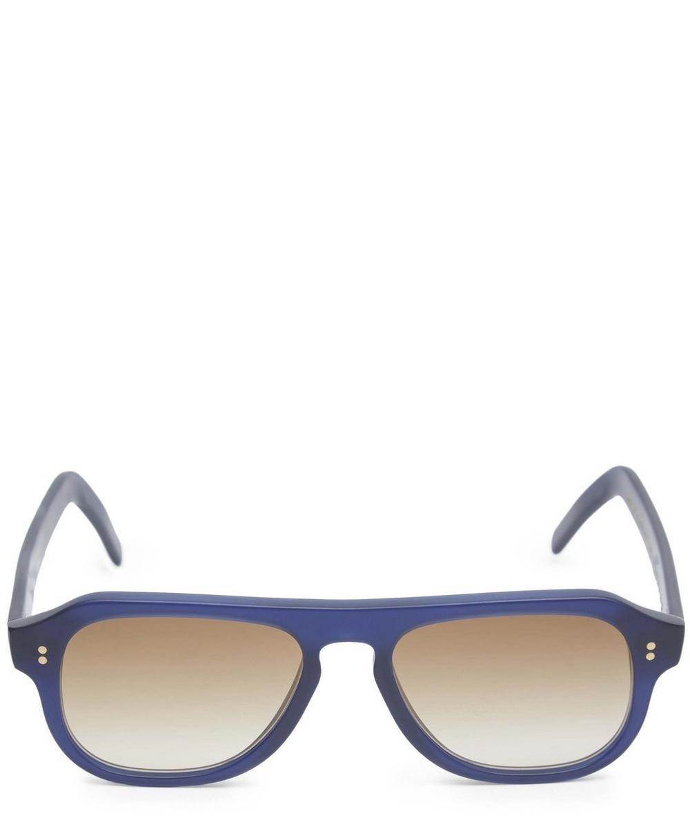 Aviator Ground Cloves Sunglasses