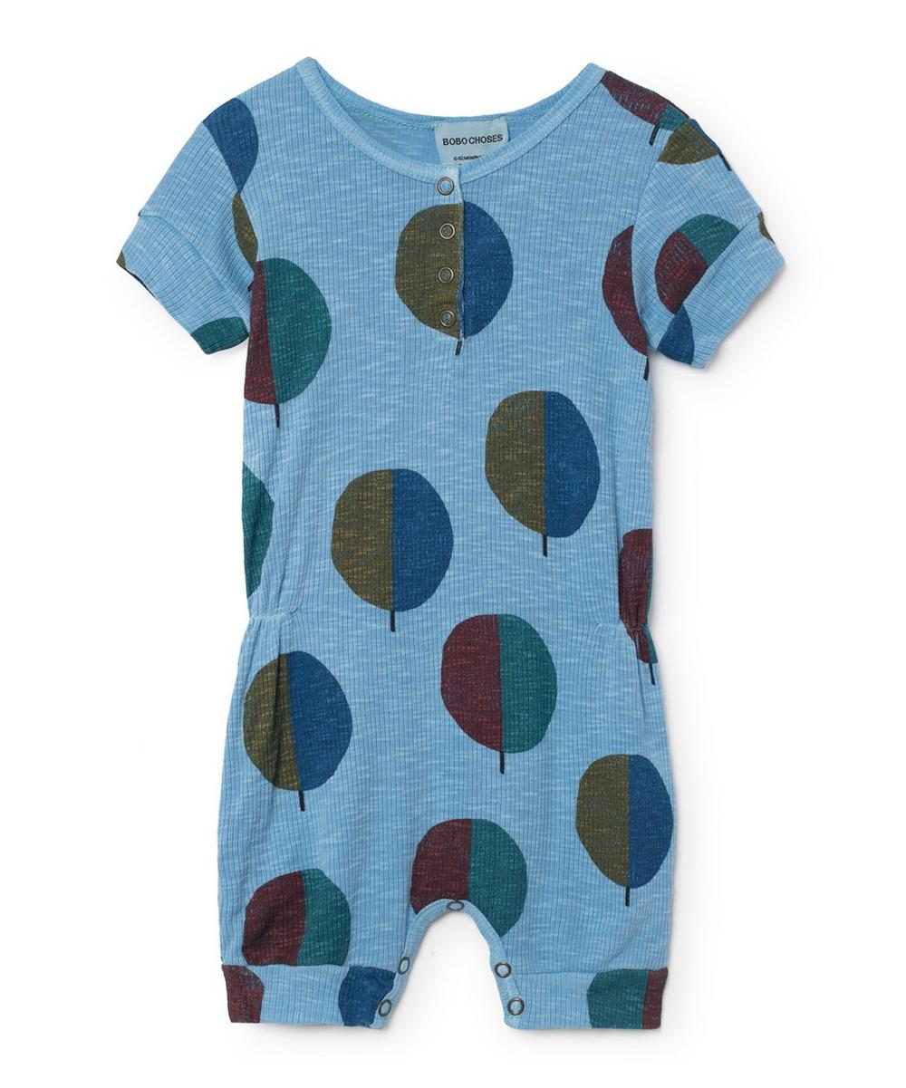 Forest Playsuit 3-24 Months