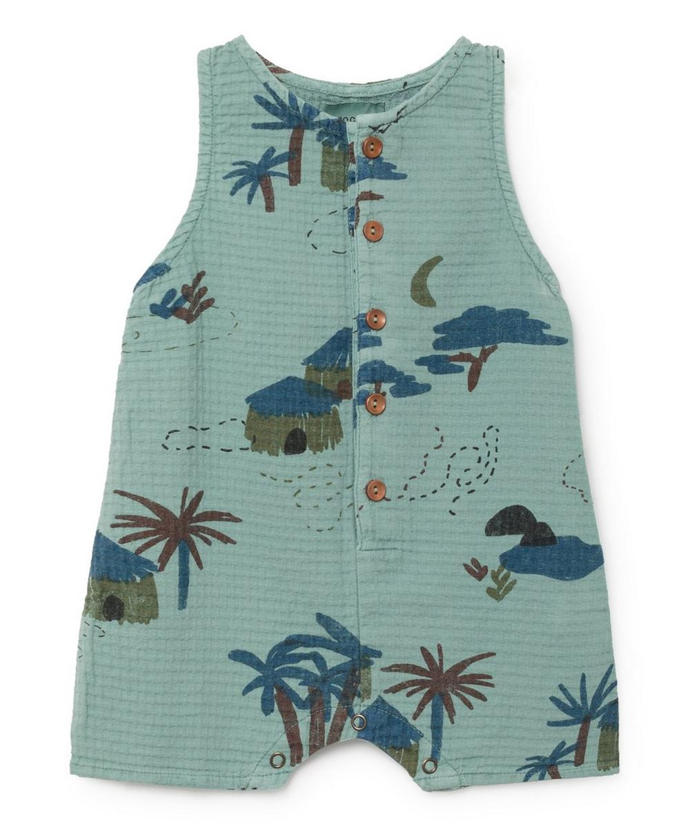 Tropical Playsuit 3-24 Months