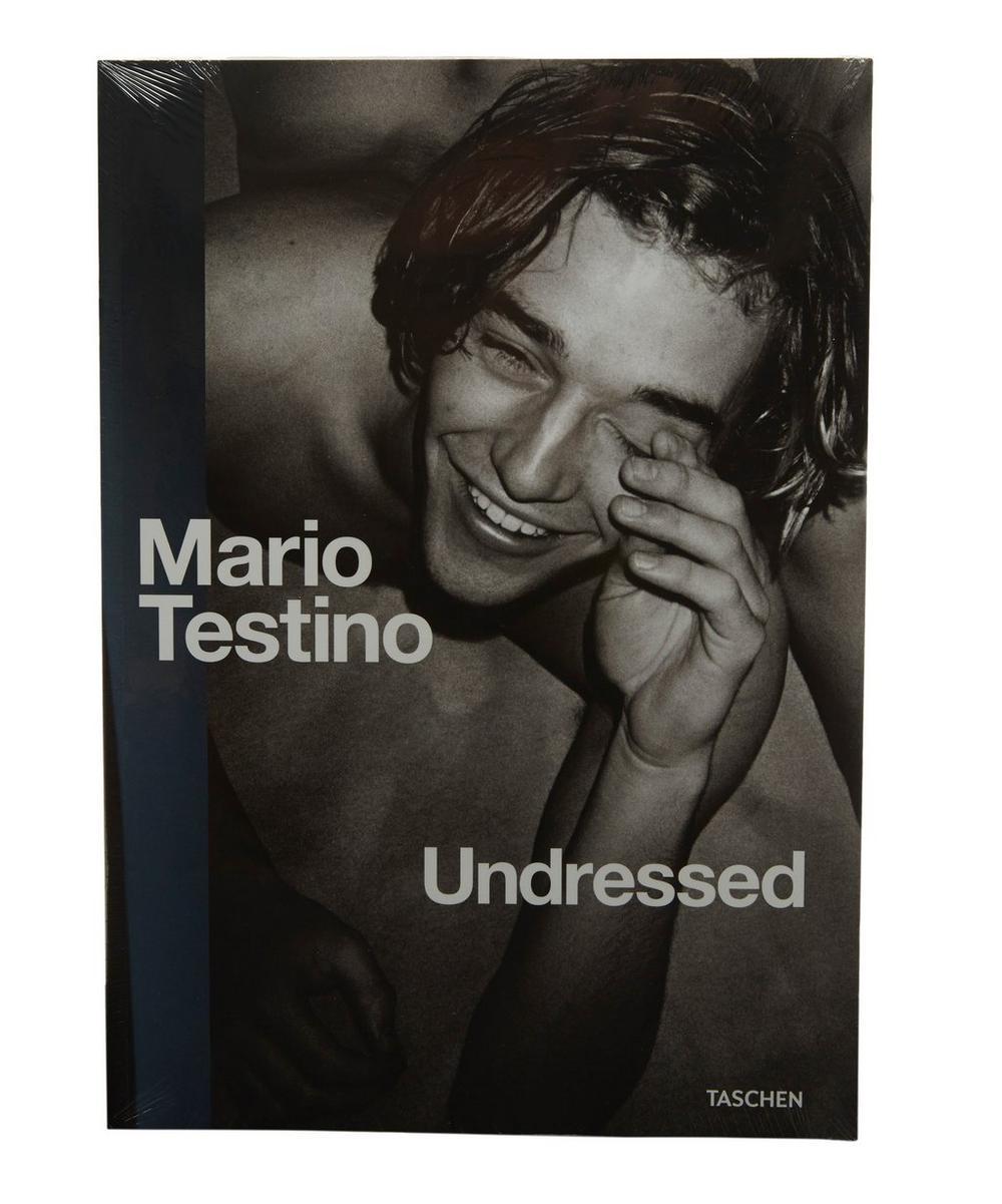 Mario Testino Undressed Book