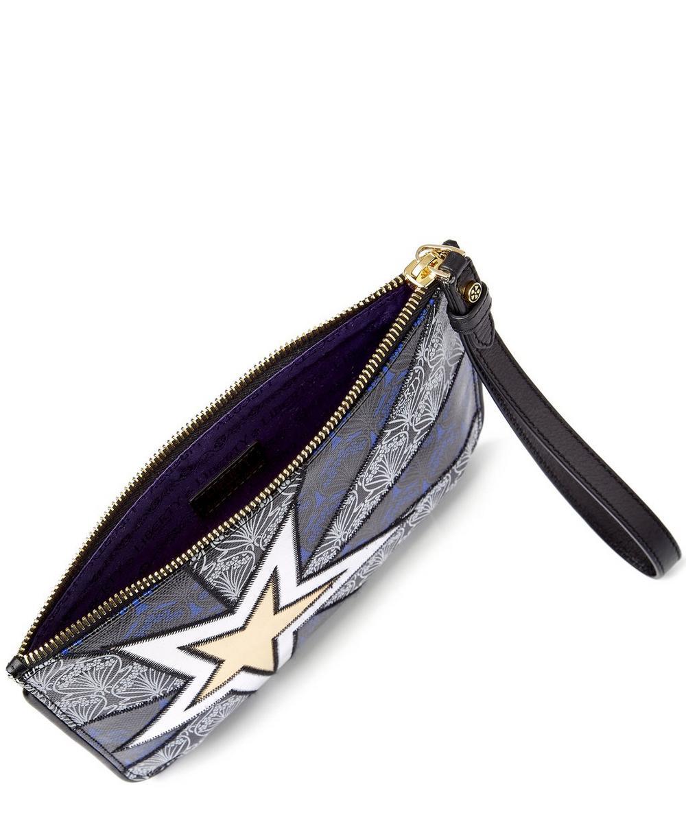 Wristlet in Star Print