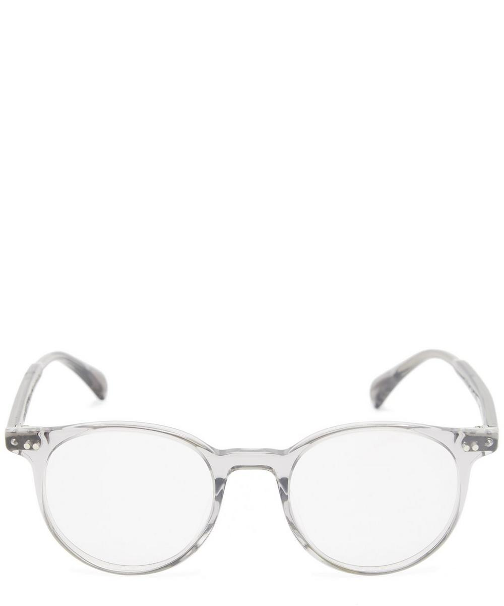 Delray RX Round Optical Glasses