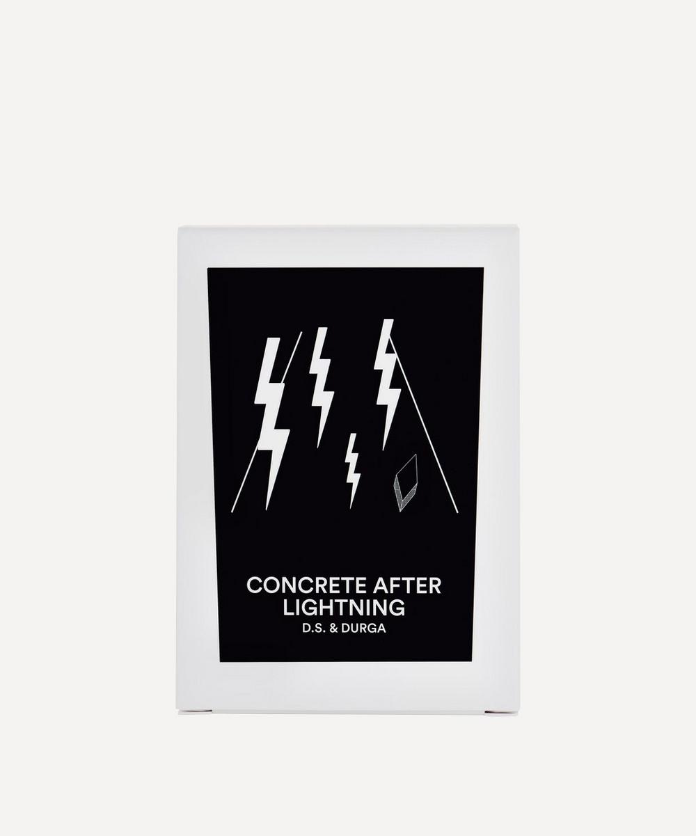 Concrete After Lightning Candle 200g