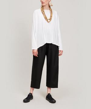 Long Sleeve Cotton Top