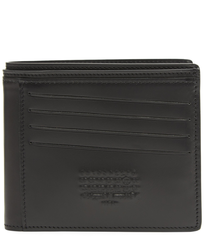 2828a61df8c7 Logo-Embossed Bifold Wallet