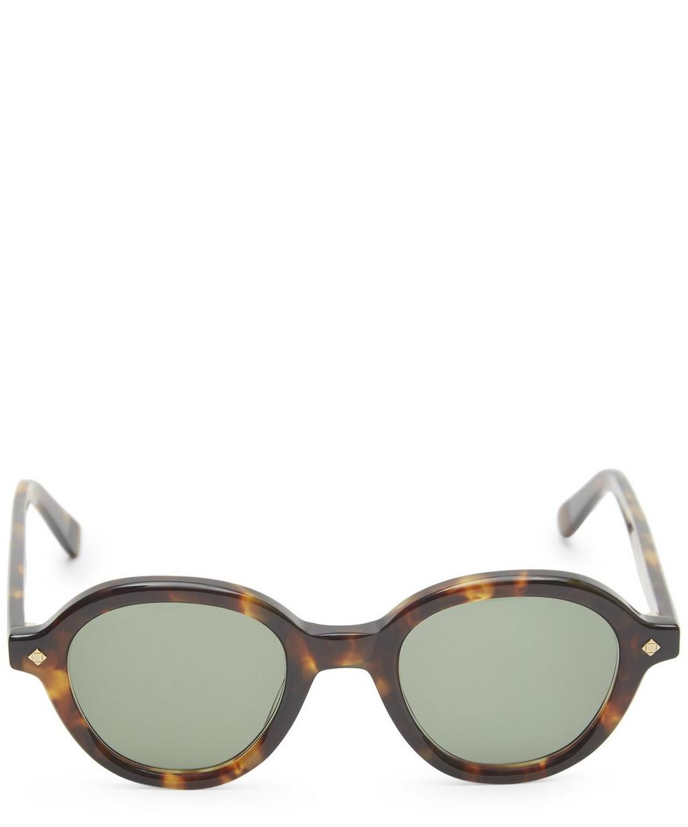 Bon Vivant Round Acetate Sunglasses