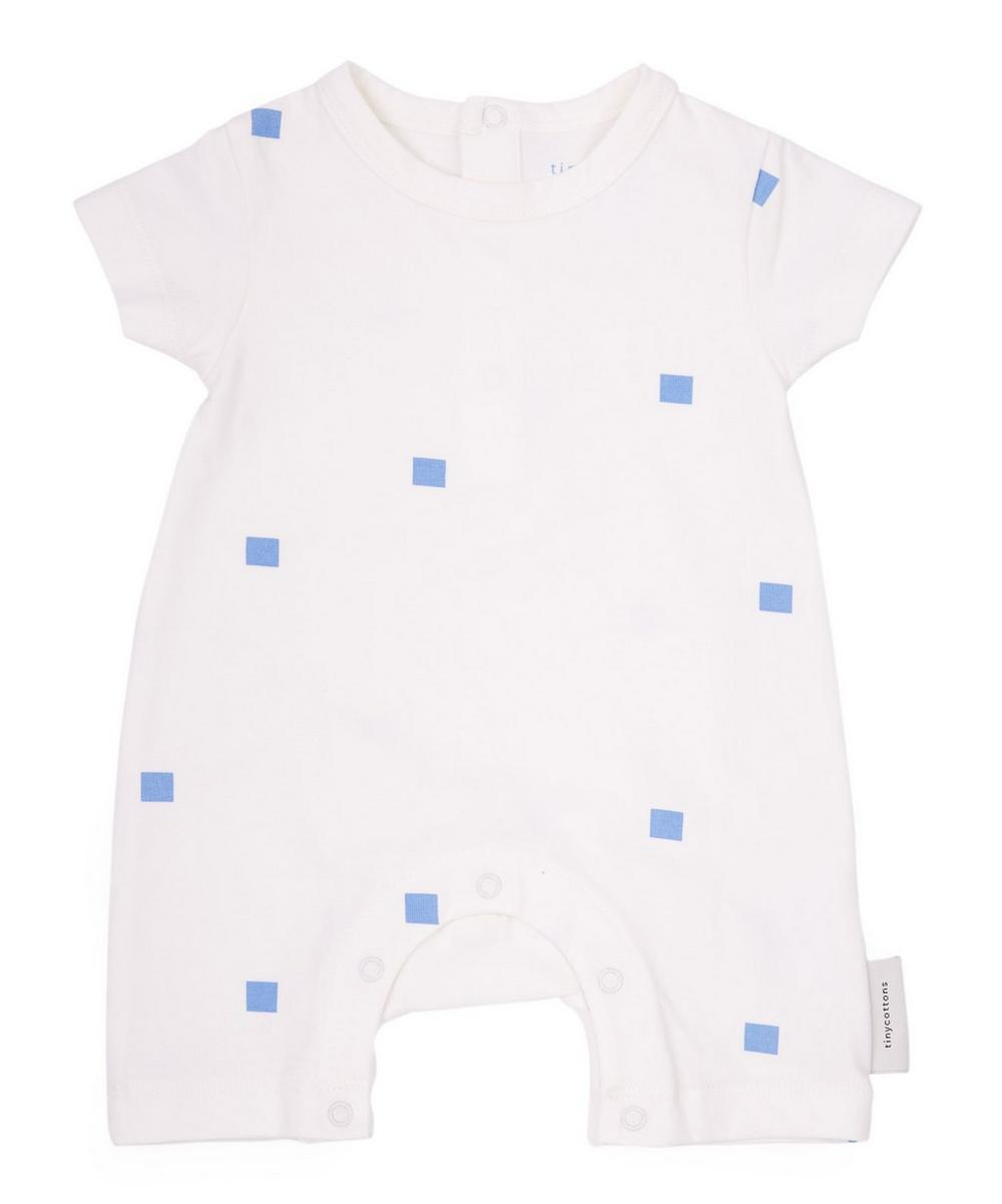 Square Dots One Piece 0-18 Months