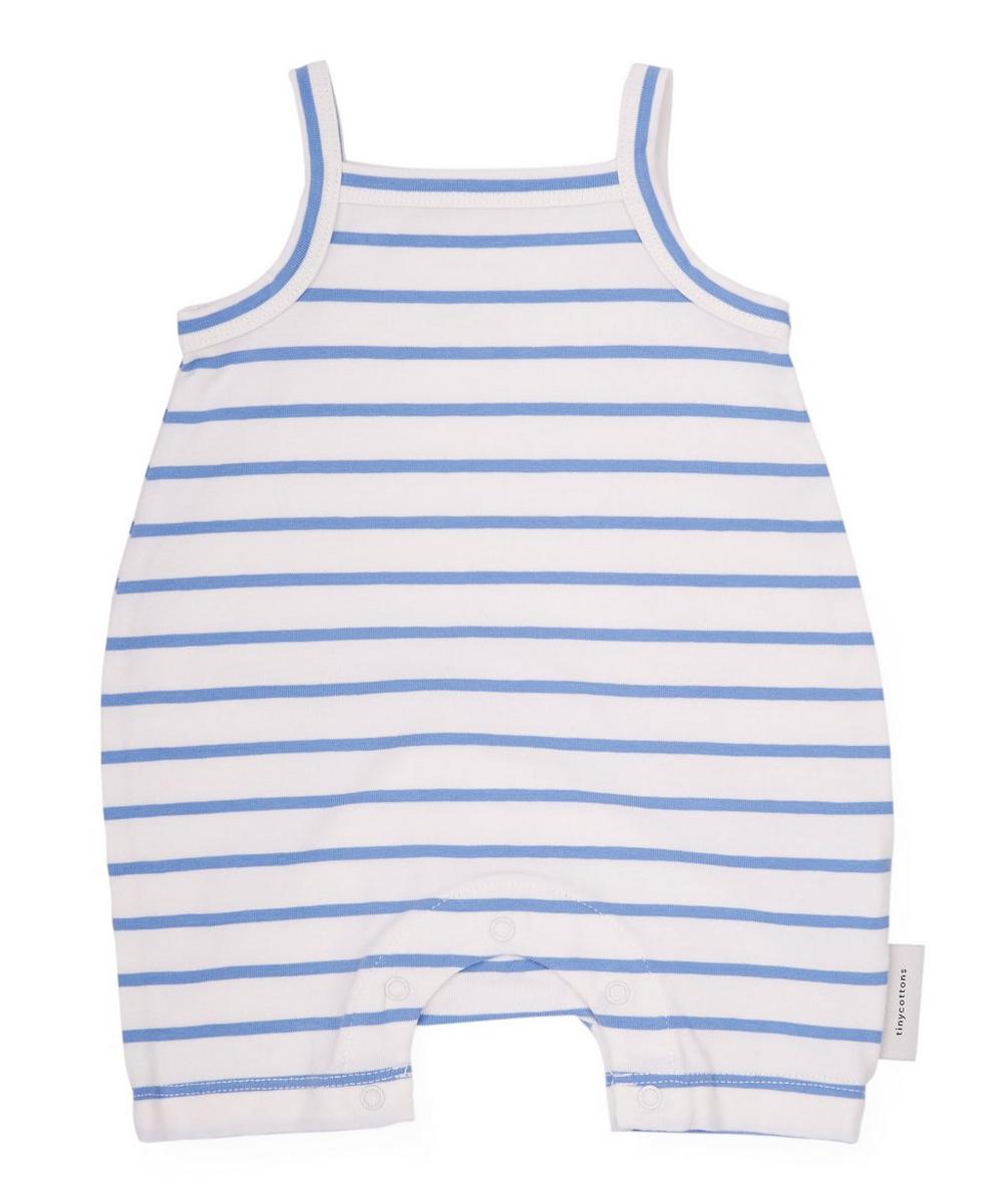 Stripes One Piece 0-18 Months