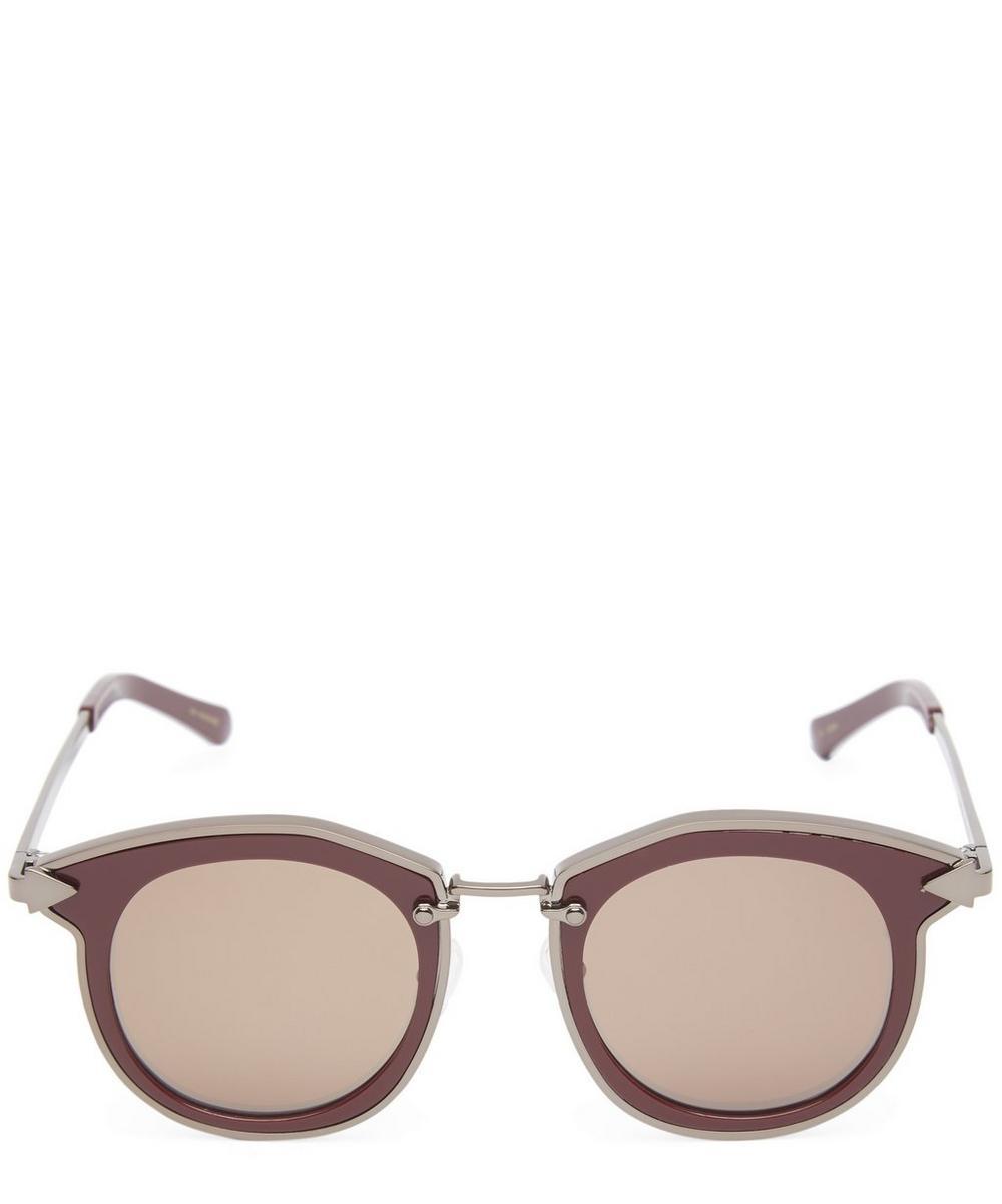 Round Bounty Sunglasses