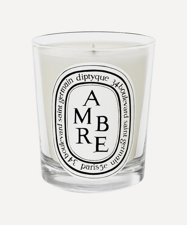 Diptyque - Ambre Scented Candle 70g
