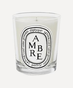 Ambre Scented Candle 70g