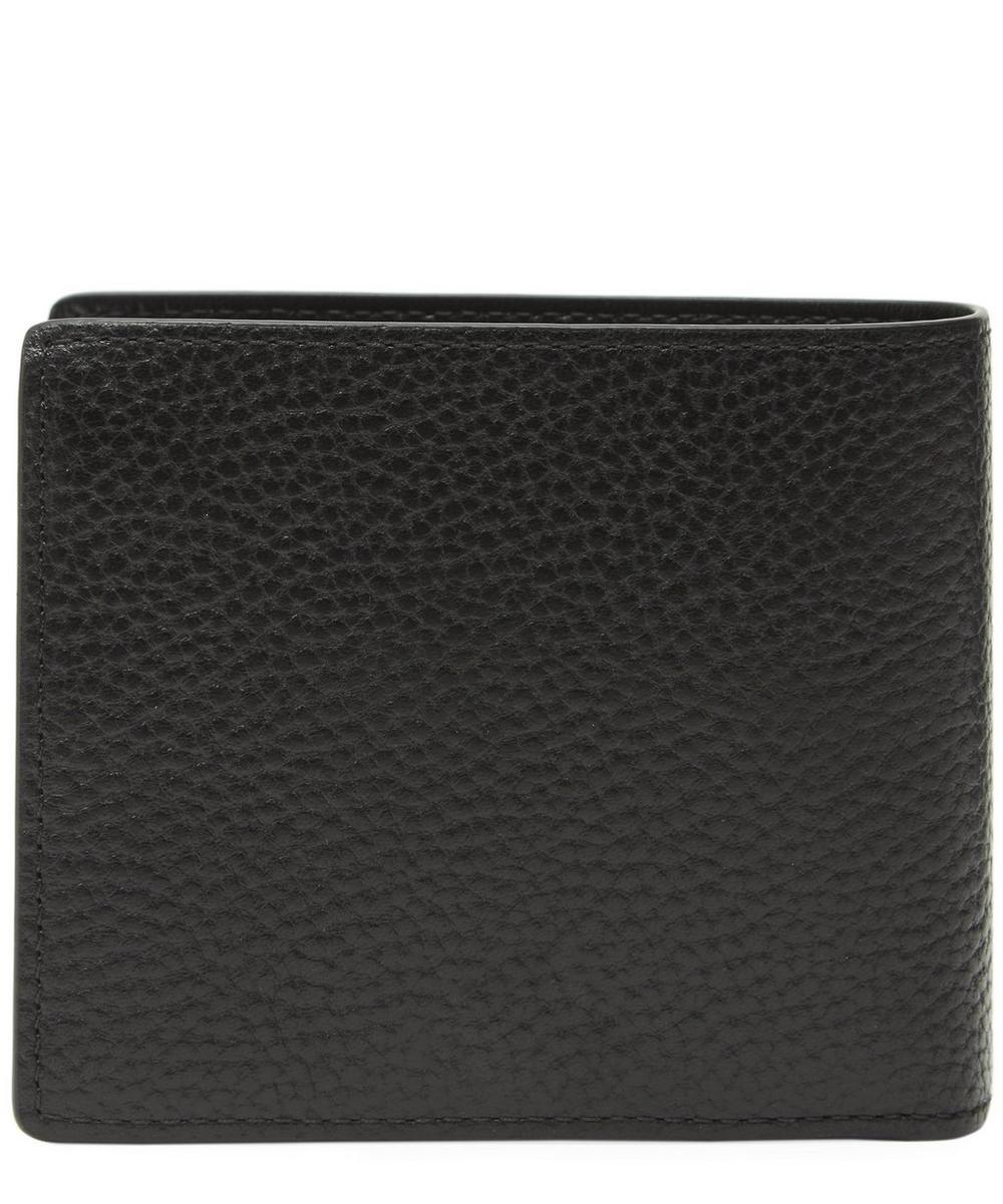 Grain Leather Wallet