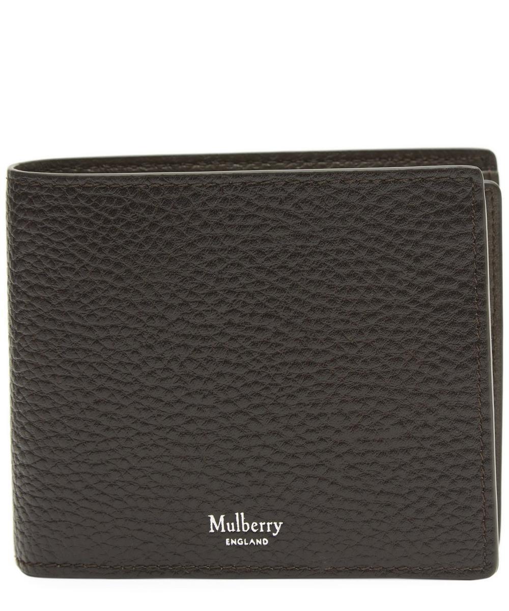 Grain Leather Wallet