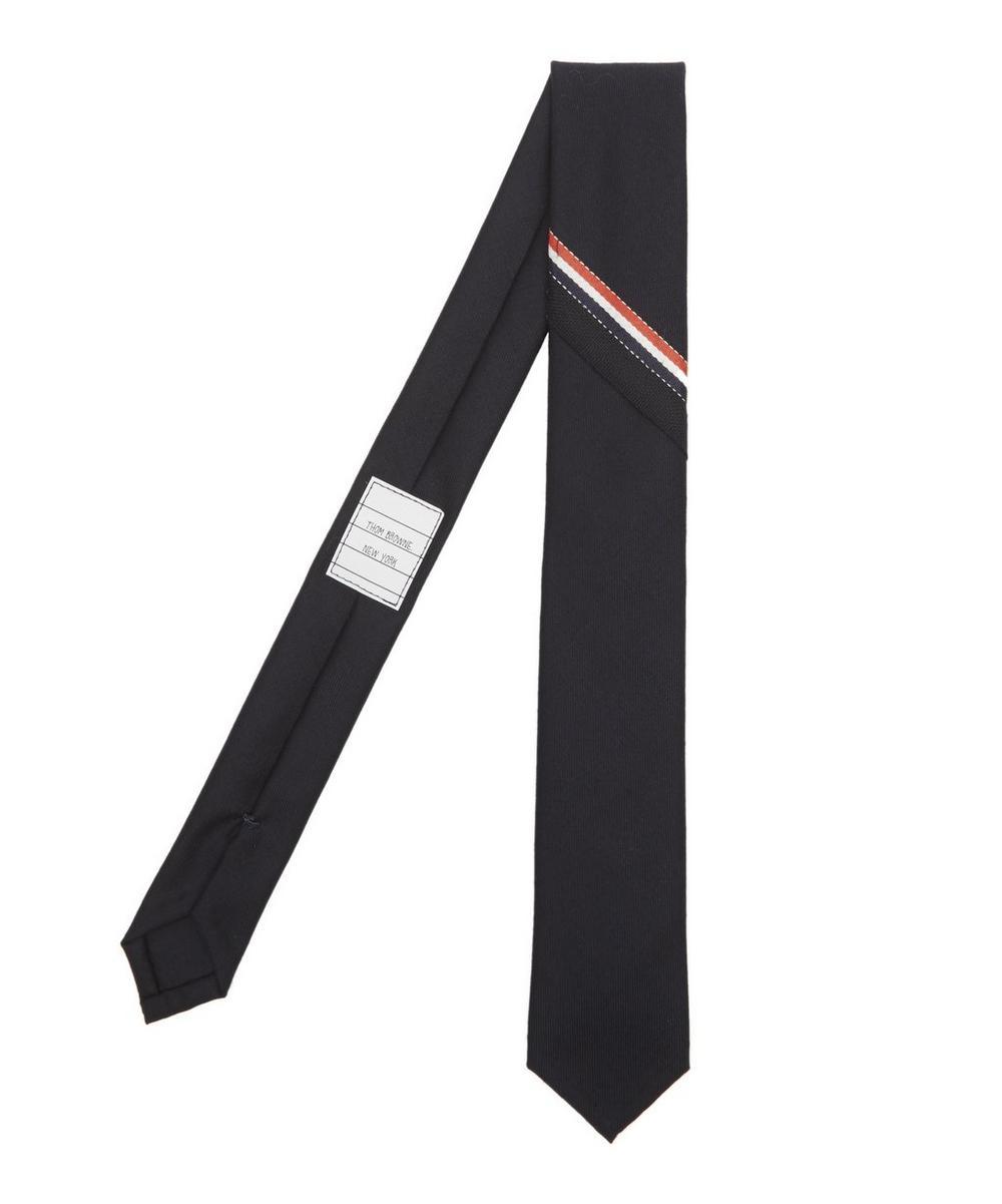 Thom Browne Classic Stripe Neck Tie