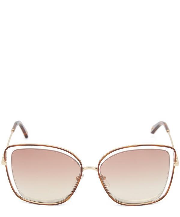 Poppy Butterfly Sunglasses
