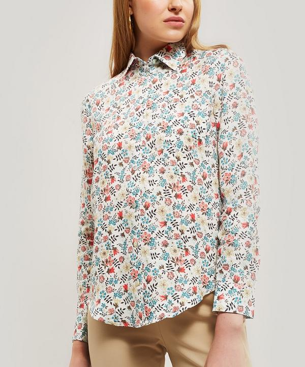 d7cfbcd33b3 Edenham Women s Linen Bryony Shirt ...