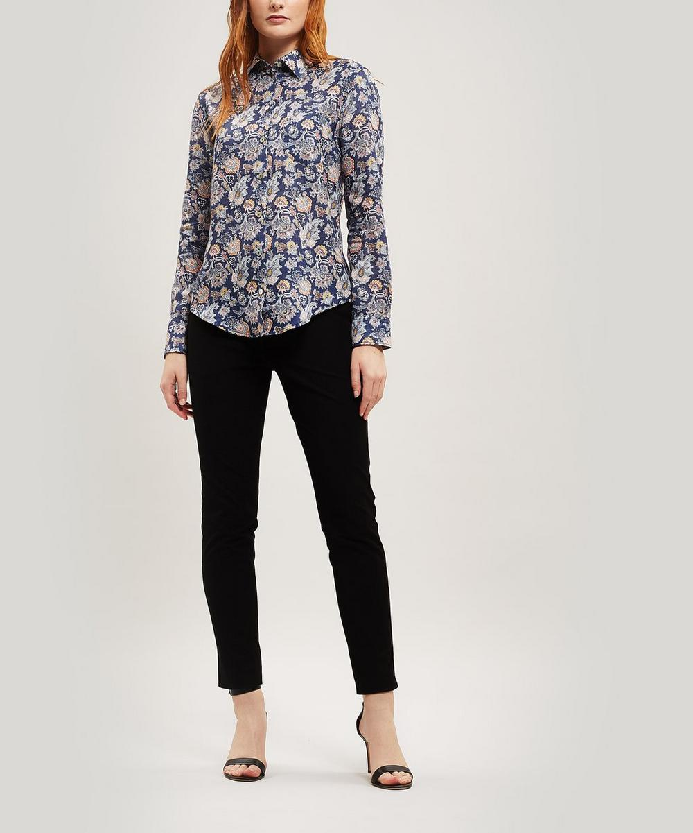 ed4a5963e19522 Louis Women's Linen Bryony Shirt | Liberty London