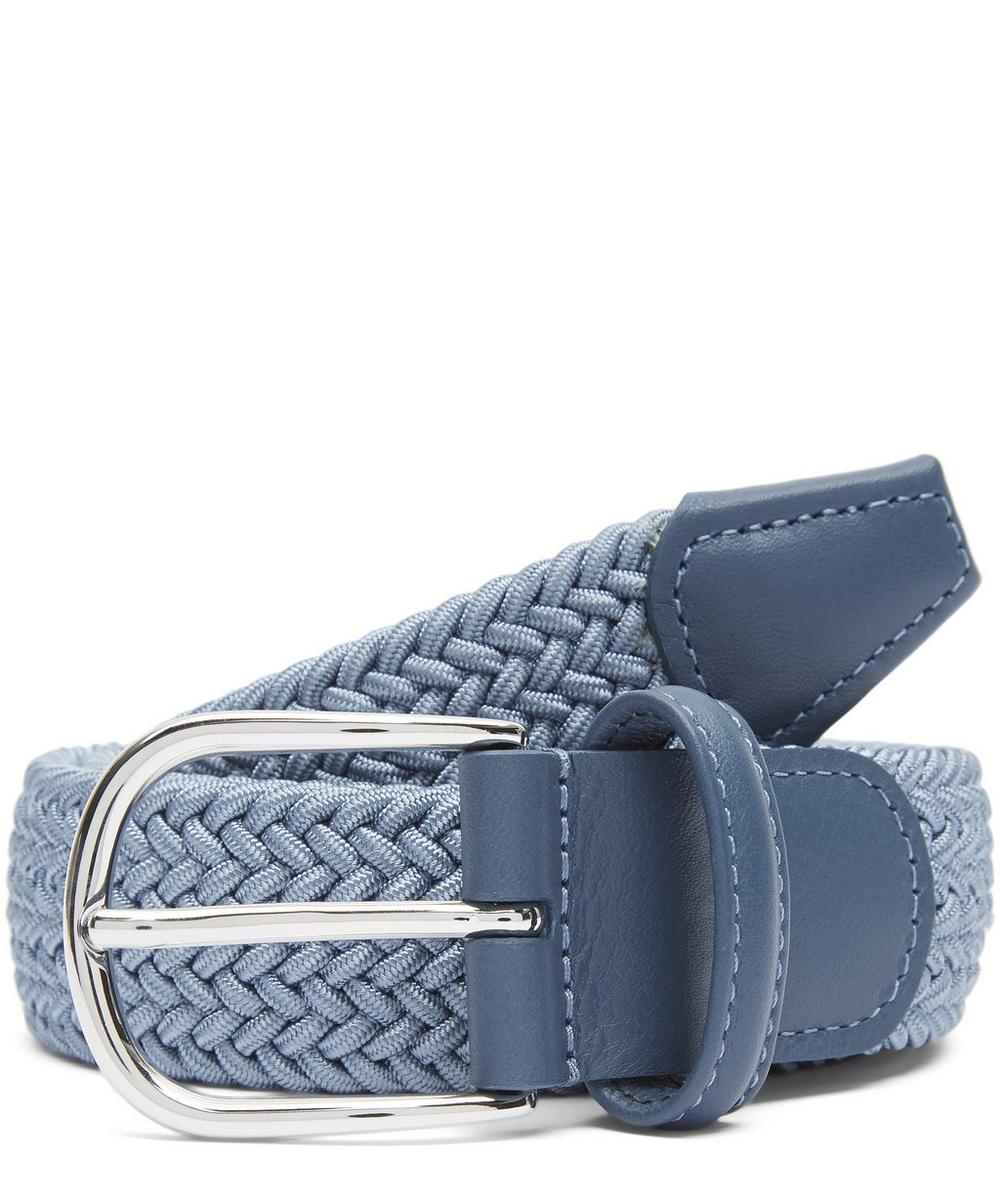 Plain Stretch Woven Belt