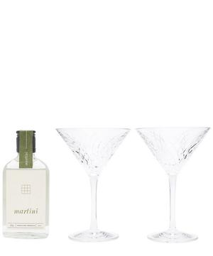 Martini Cocktail Set