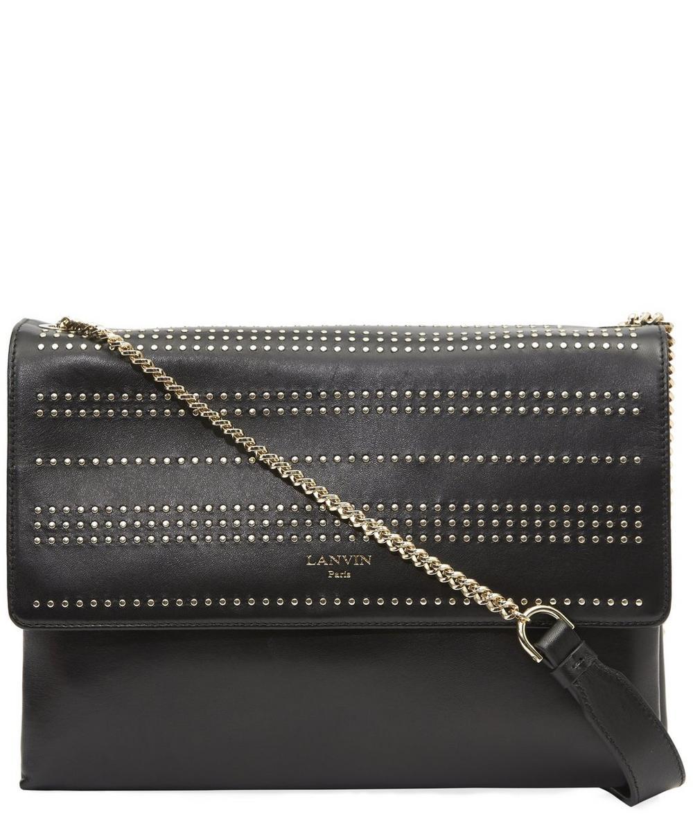 Nappa Leather Medium Studded Sugar Bag