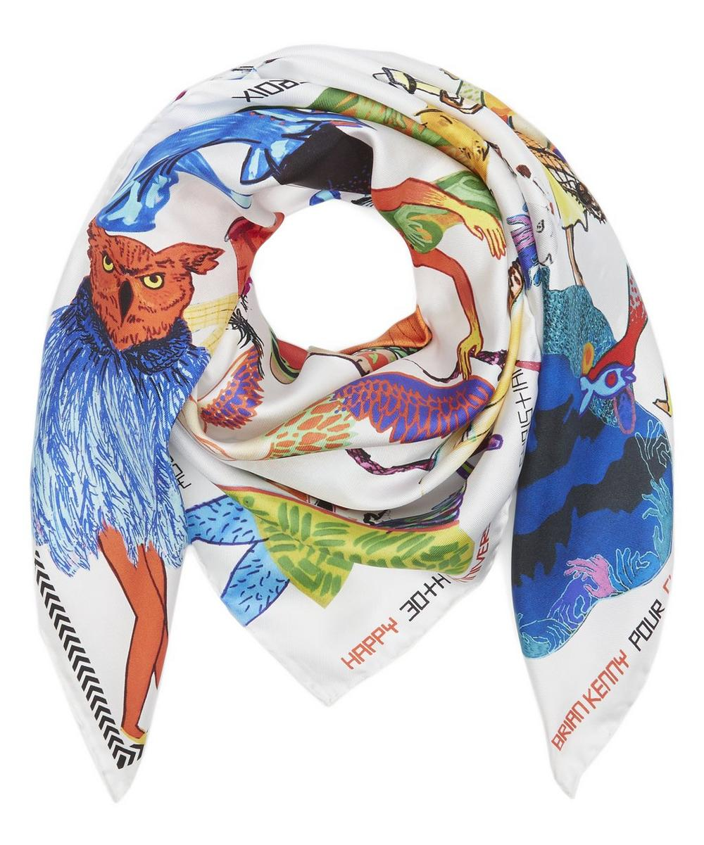 Lacroix Sweetie Silk Scarf