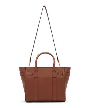 Bayswater Small Zipped Leather Handbag
