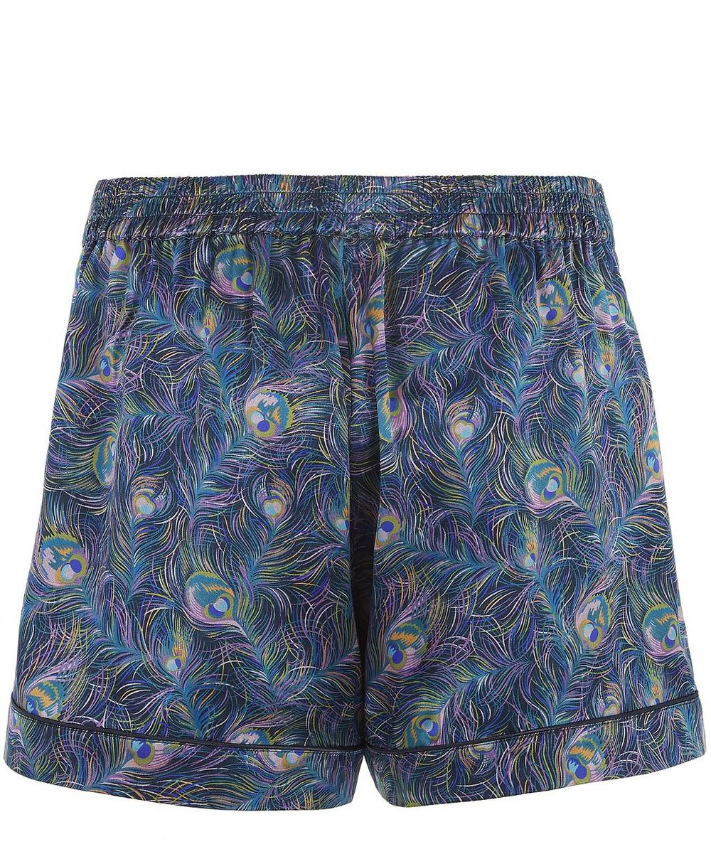 Orion Silk Pyjama Shorts