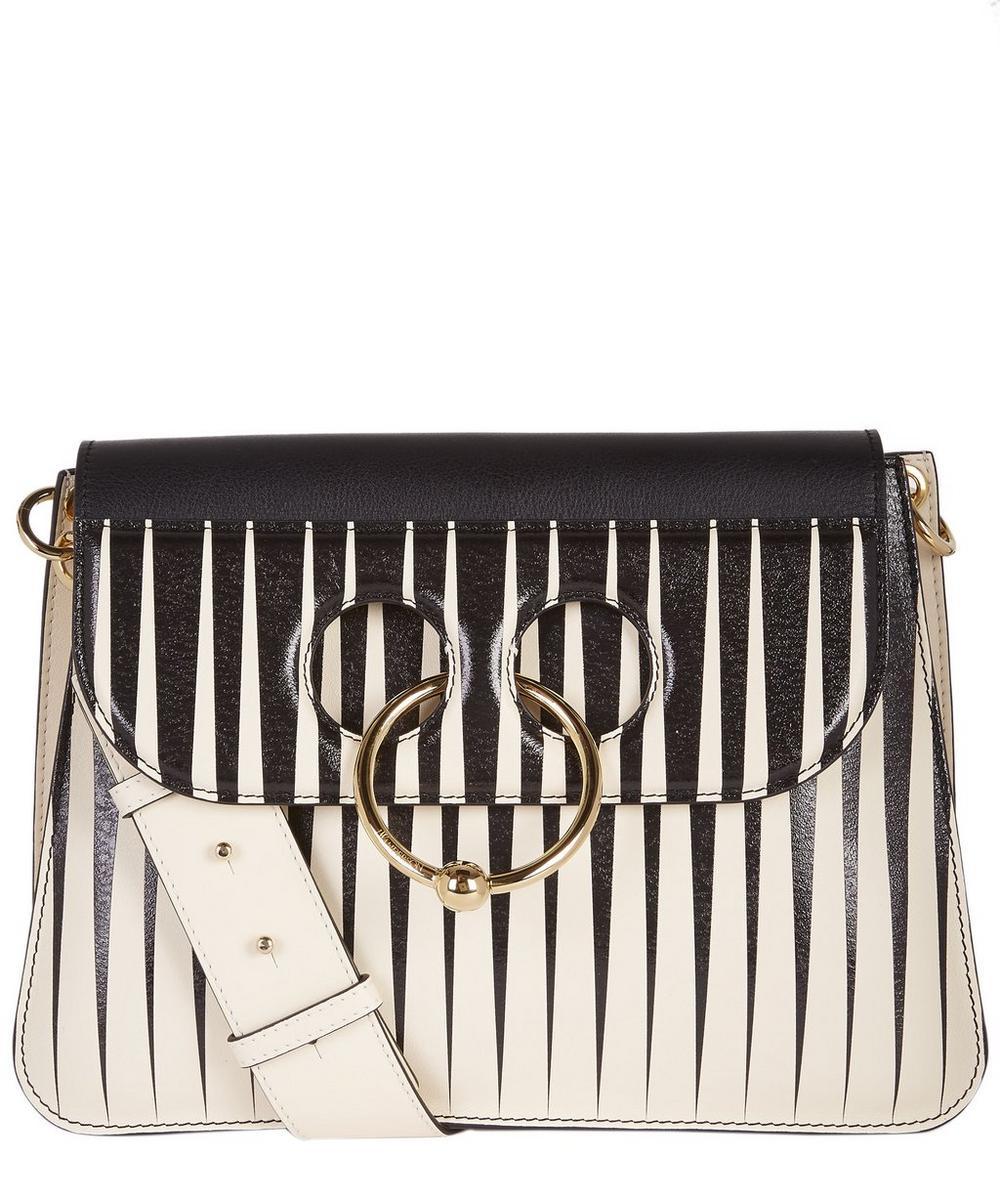 Art Print Medium Pierce Handbag