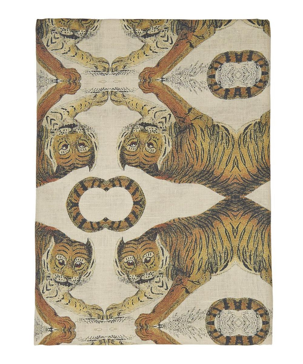 Tiger Tablecloth
