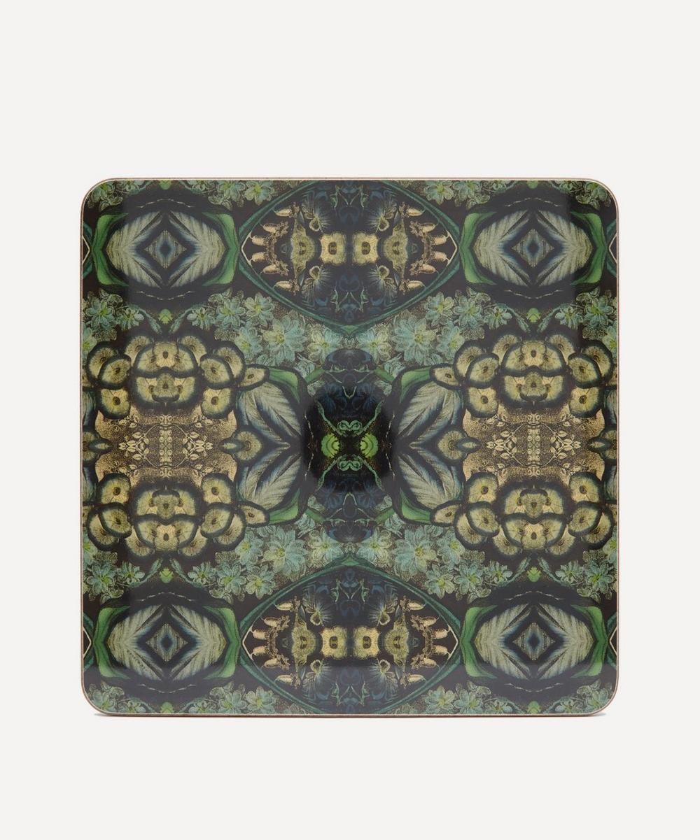 Blue Cluster Table Mat