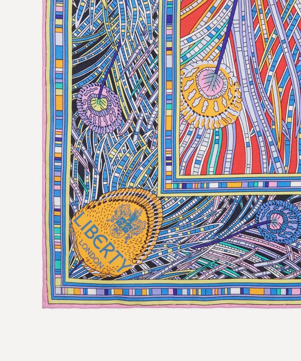 Hera Silk Scarf 70 x 70cm
