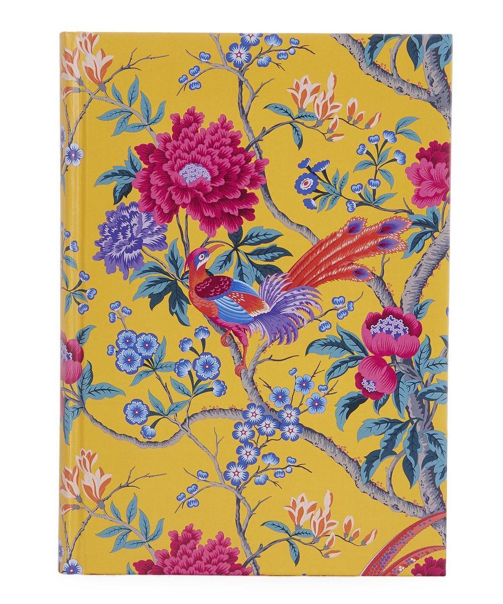 Liberty Elysian Paradise A5 Notebook