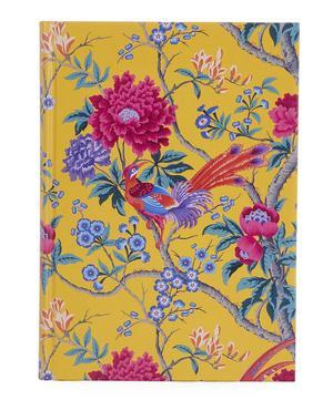 Elysian Paradise A5 Notebook