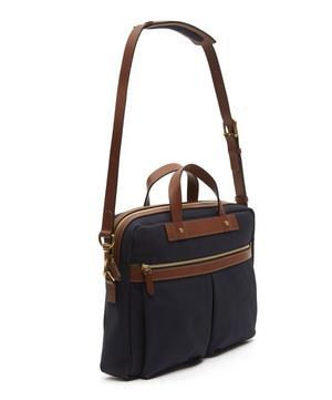 M/S Office Leather Briefcase