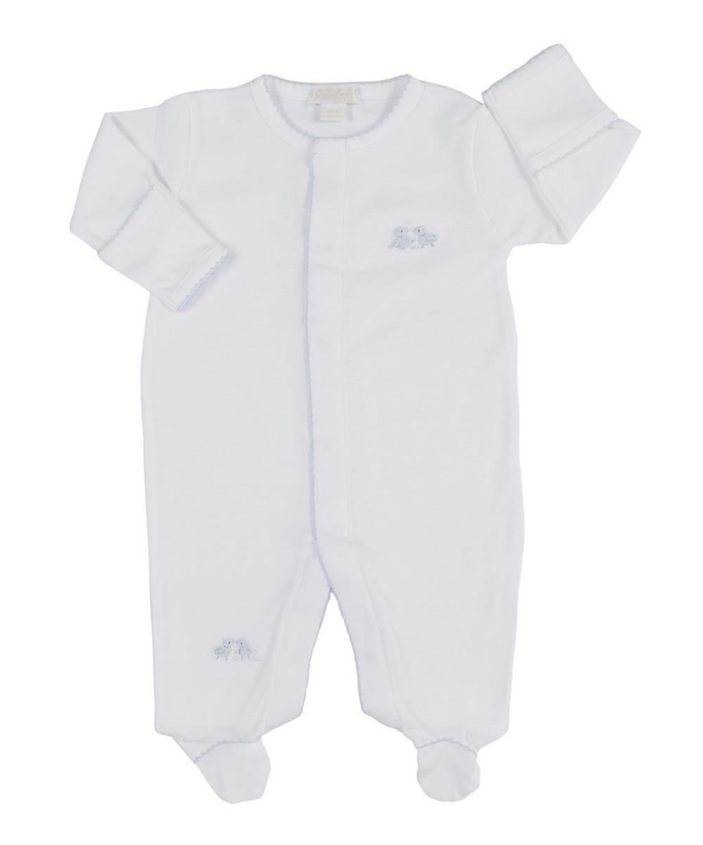 Scattered Baby Chicks Babygrow 0-9 Months